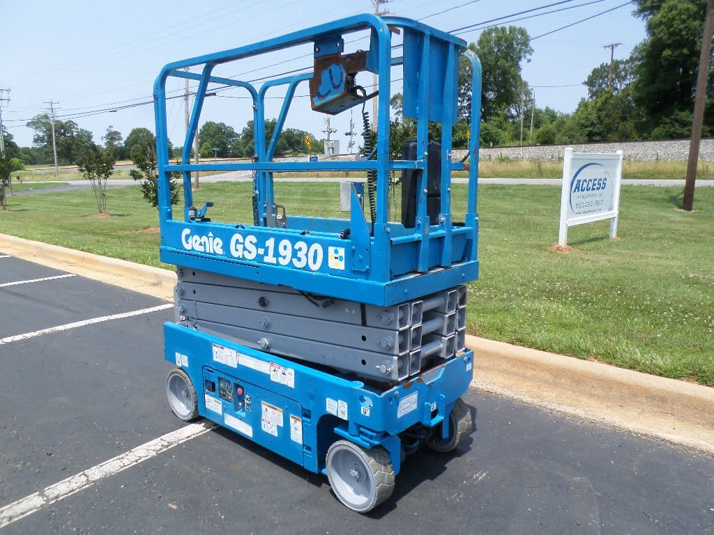 19ft scissor lift for sale